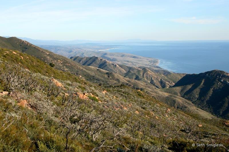 gaviota-peak-view