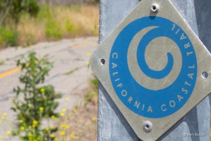 california-coastal-trail-marker