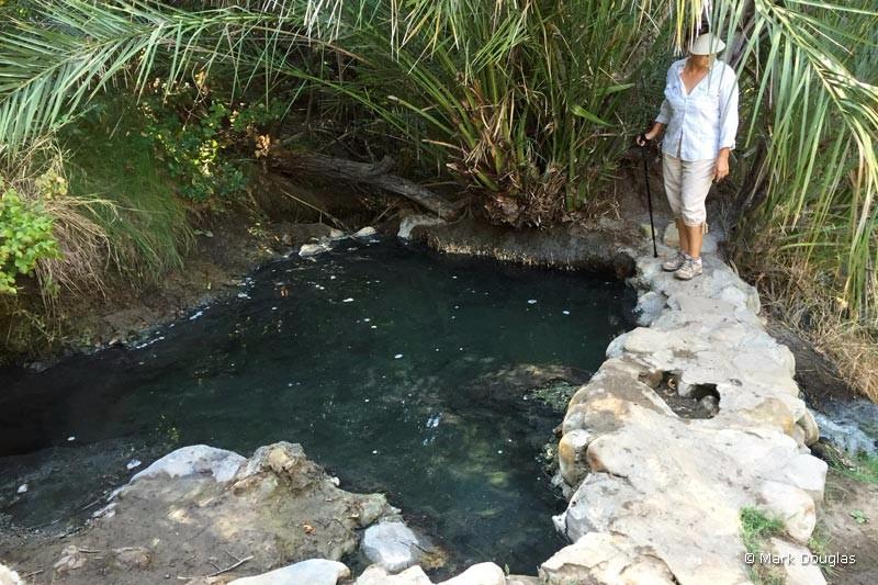 Gaviota Hot Springs- A Natural Hot Spring Just Outside of